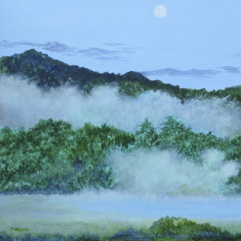 Moon, Mist, Mood